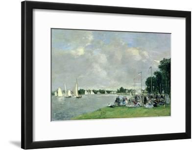 Regatta at Argenteuil, 1866