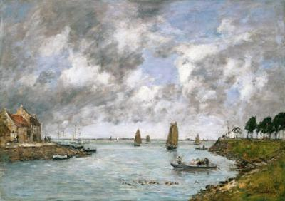 St. Valery on the Somme, 1891
