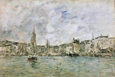 The Port at Honfleur, 1896
