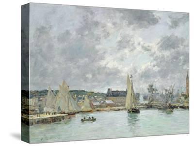 Trouville Harbour, 1880