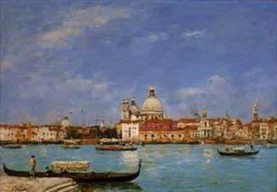 Venice/santa Maria Della Salute From...