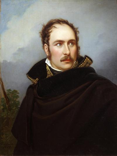 Eugène De Beauharnais, (1781?182), 1815--Giclee Print