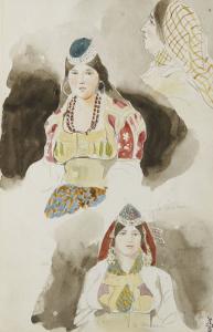 Album de voyage au Maroc, Espagne, Algérie by Eugene Delacroix