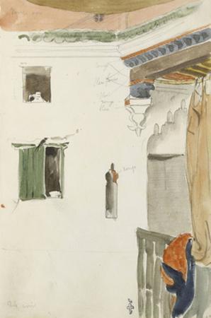 Album de voyage au Maroc, Espagne, Algérie