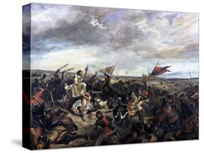 Battle of Poitiers, 1830