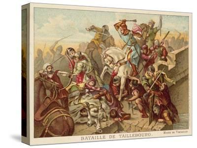 Battle of Taillebourg, France, 1242