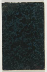 Carnet de compte : dépenses pour le compte de M. Delacroix, église de Saint-Sulpice 25 juin 1854 by Eugene Delacroix