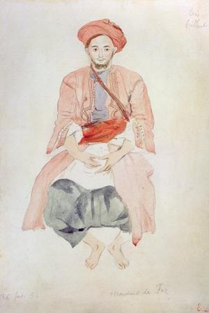 Fez Vendor, 1834