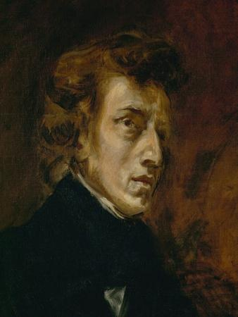 Frederic Chopin (1809-1849), Polish-French Composer