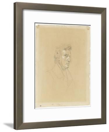 Portrait de Frédéric Chopin
