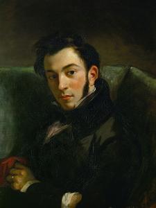 Portrait of Frederic Villot by Eugene Delacroix