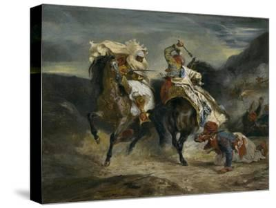 The Combat of the Giaour and Hassan, 1826