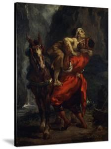The Good Samaritan by Eugene Delacroix