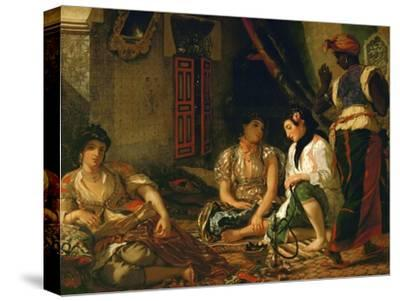 The Women of Algiers (In their Apartment), 1834