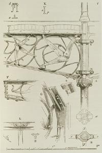 Drawing from the 13th 'Entretiens Sur L'Architecture', 1872 by Eugene Emmanuel Viollet-le-Duc