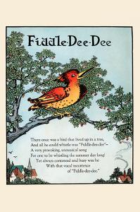Fiddle Dee Dee by Eugene Field