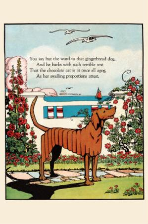 Gingerbread Dog by Eugene Field