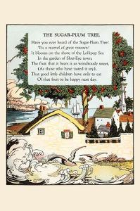 The Sugar Plum Tree by Eugene Field