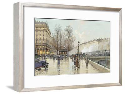 Le Boulevard Pereire, Paris