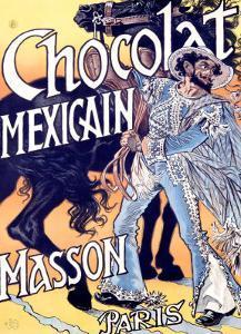 Chocolat Mexicain, Masson by Eugene Grasset