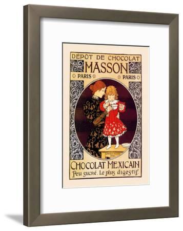 Depot de Chocolat Masson: Chocolat Mexicain