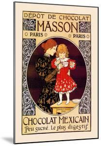 Depot de Chocolat Masson: Chocolat Mexicain by Eugene Grasset