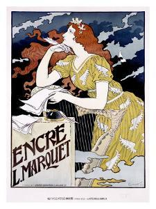 Encre Marquet by Eugene Grasset