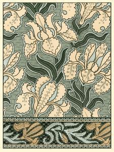 Garden Tapestry II by Eugene Grasset