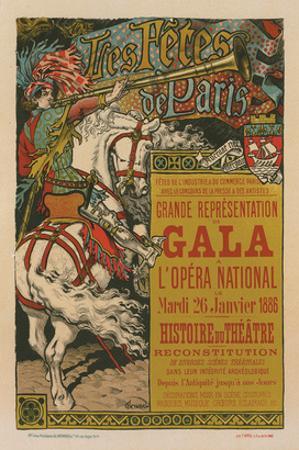 Les Fêtes de Paris - Gala