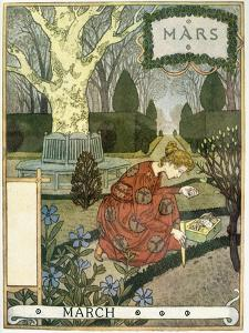 March by Eugene Grasset