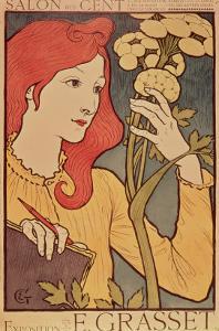 Salon Des Cent, 1894 by Eugene Grasset