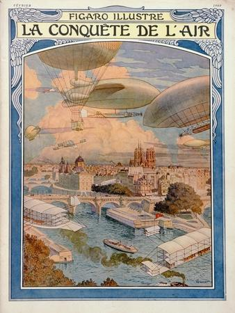 The Conquest of the Air, 1909