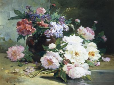 Still Life of Beautiful Flowers