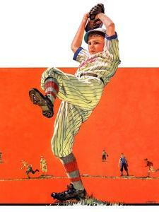 """""""The Windup,""""August 18, 1934 by Eugene Iverd"""