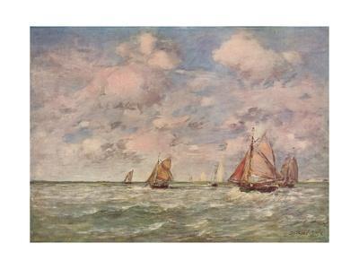 'A Seascape', c1850