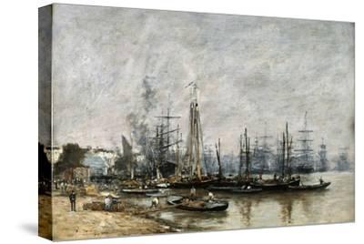 The Harbour of Bordeaux, 1874