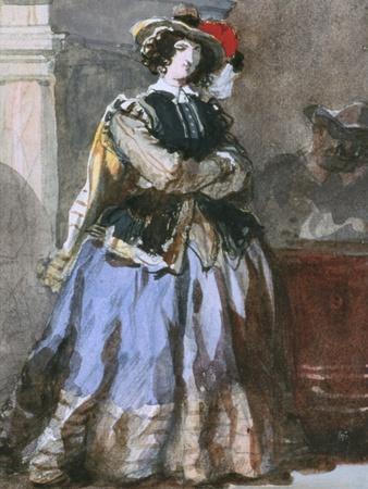 Portrait of Woman, 19th Century