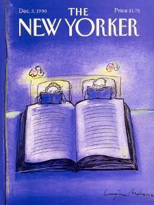 The New Yorker Cover - December 3, 1990 by Eugène Mihaesco