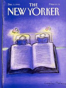 The New Yorker Cover - December 3, 1990 by Eugène Mihaesco