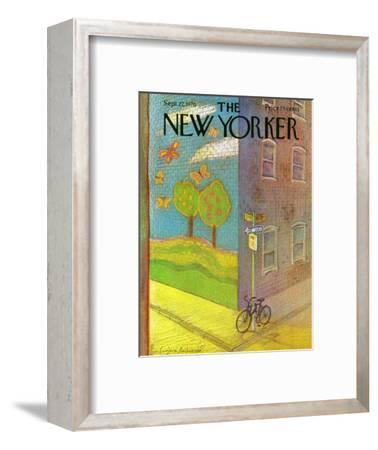 The New Yorker Cover - September 27, 1976