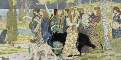 Harmonie by Eugène Samuel Grasset