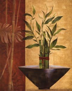 Lucky Bamboo I by Eugene Tava