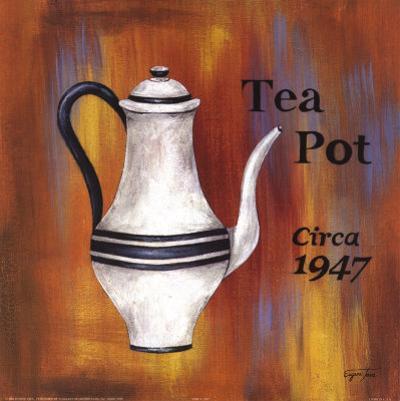 Tea Pot, Circa 1947