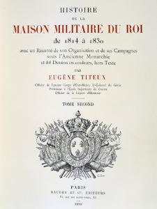 Title Page by Eugene Titeux