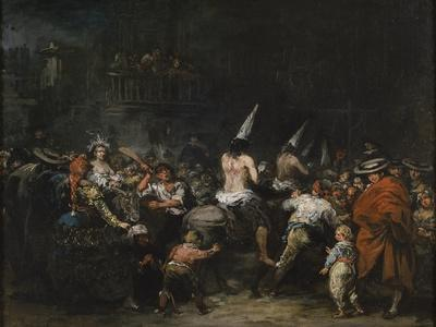 Convicted by the Inquisition, Second Half of the 19th C