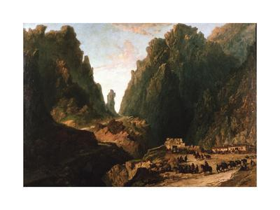 Lanscape with Smugglers