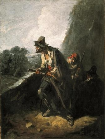 The bandits (painting)