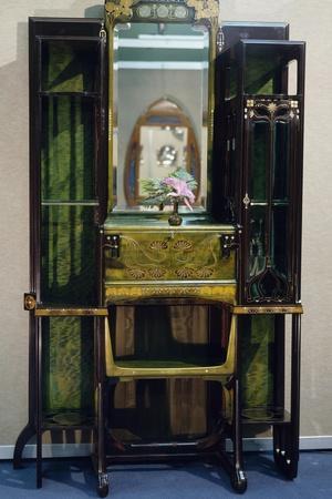 Art Nouveau Style Cabinet, Ca 1900