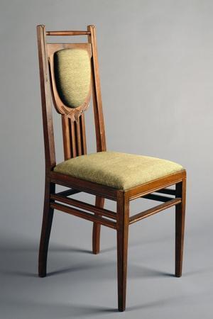 Art Nouveau Style Chair, 1920