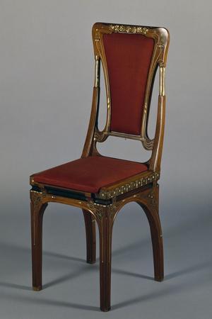Art Nouveau Style Chair